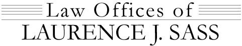 Law offices of Laurence J Sass logo